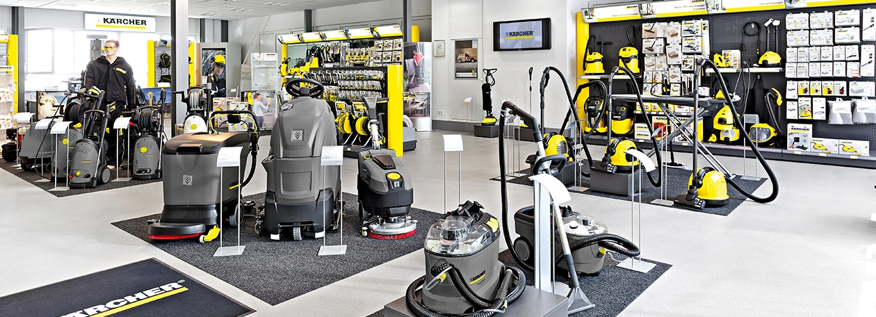 Karcher Cleaning Equipment